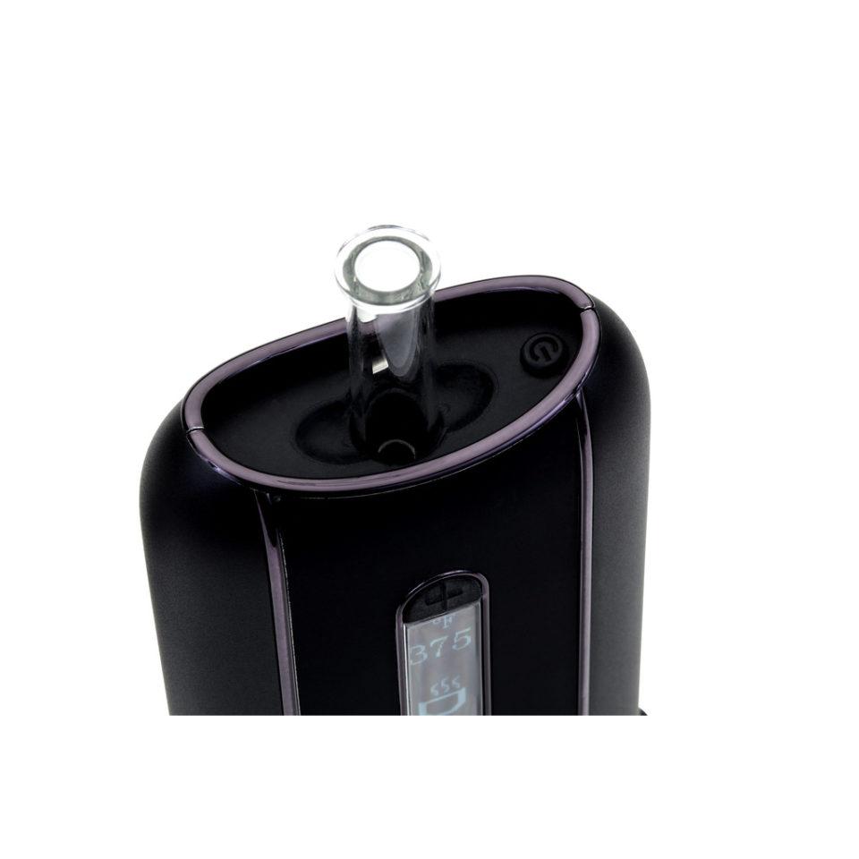 Davinci Ascent vaporizer mouthpiece black