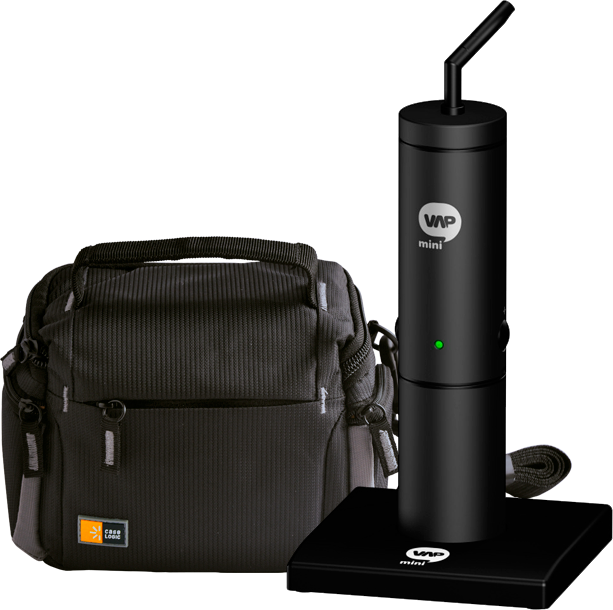 MiniVAP Portable Black