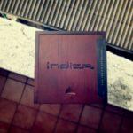 Indica Vaporizer Wooden Box