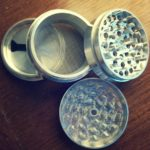 Aerospaced 4 Piece Grinder
