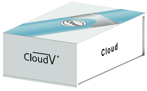 Cloud V Cloud Platinum Box