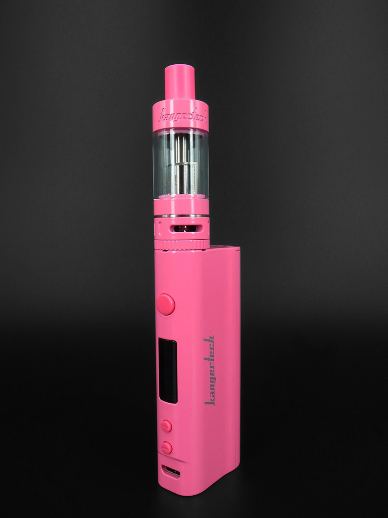 Subox Nano Vaporizer Mod with Tank Pink
