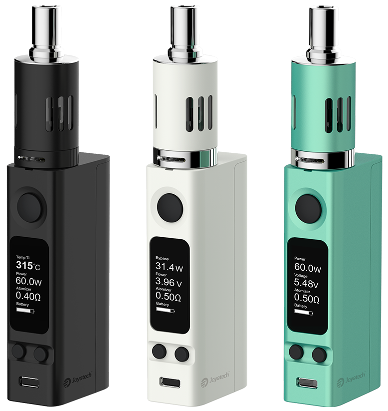 Evic VTC Mini Kit Vape Colors