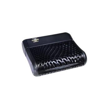 Haze Dual V3 Vaporizer Black Down