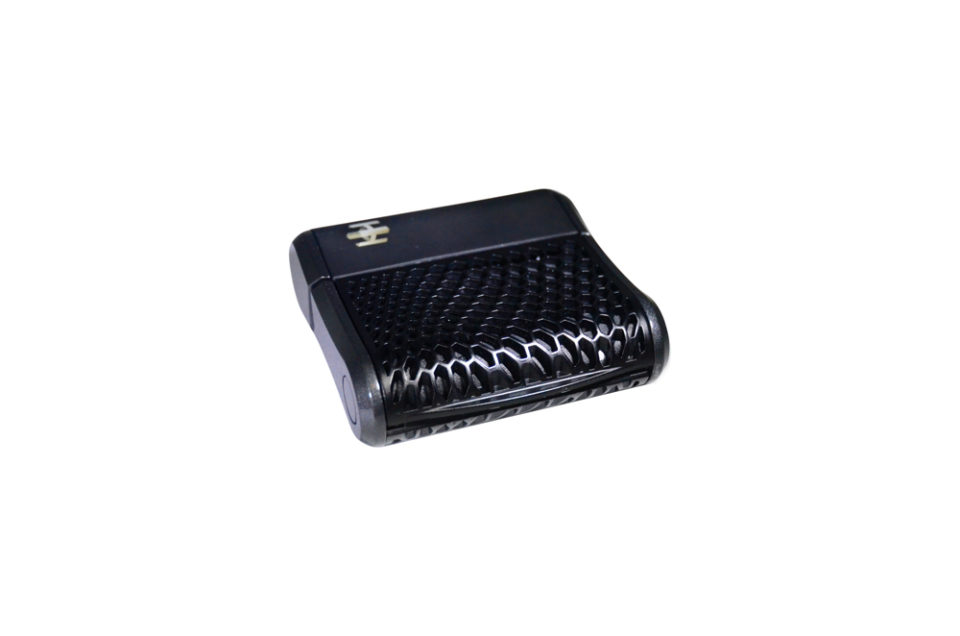 Haze Dual V3 Vaporizer Black Down