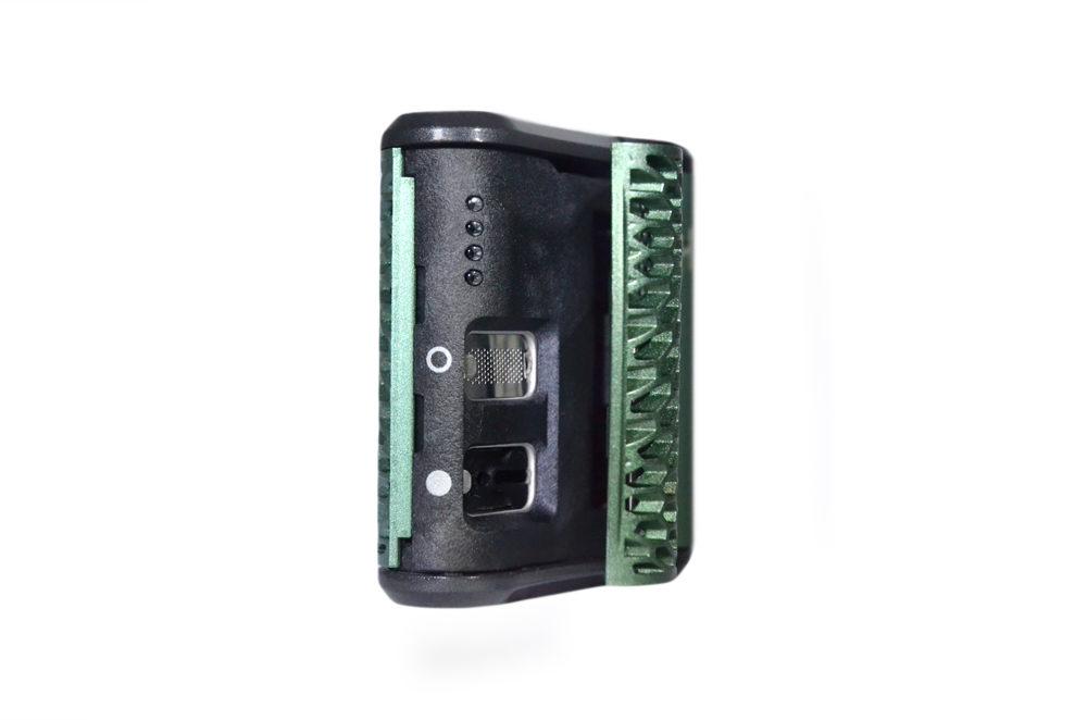 Haze Dual V3 Vaporizer Green Open