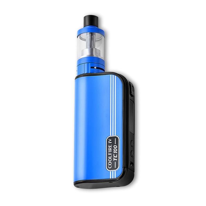 Innokin Coolfire IV TC 100W Blue Standing