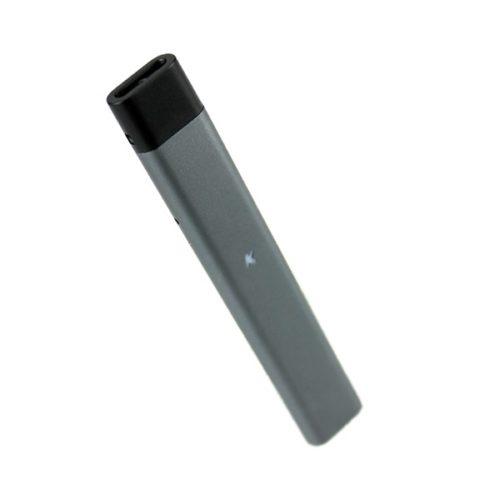 KandyPens Rubi Vaporizer Gun Metal Side leaning